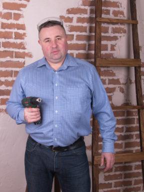 інженер телеканалу Донеччина TV - Олександр Кармазін